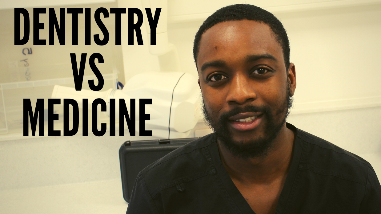 medicine or dentistry